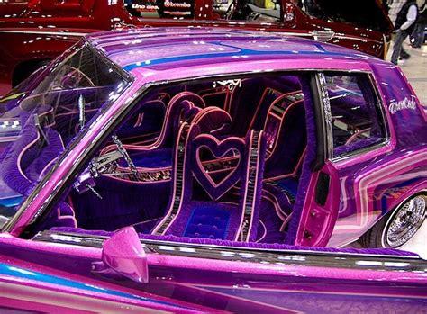 wild lowrider car interiors lowrider show weird cars