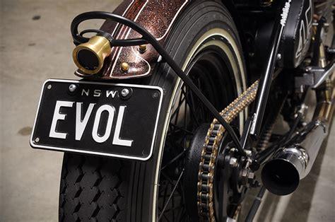 Blown '40 Harley Davidson Side-valve