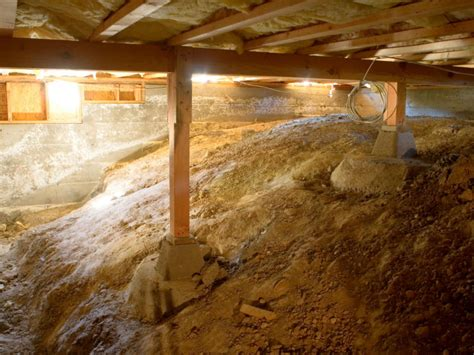Crawl Space Issues And Solutions Hgtv