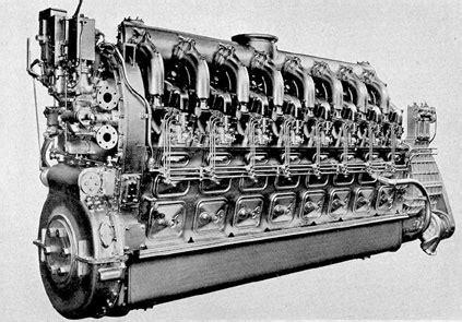 U Boat Diesel Engine by Submarine Propulsion Diesels Chapter 1