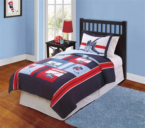 18 Unique Hockey Bedroom Design Ideas For Teenage Guys