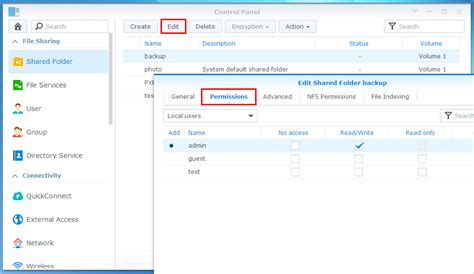 diskstation manager knowledge base synology inc