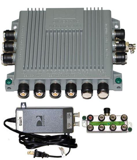 swm  single wire multi switch  channel swm