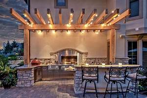 15, Inspirations, Of, Outdoor, Hanging, Lights, For, Pergola