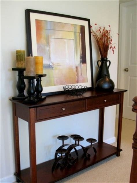 entry table design ideas entry way table ideas for the home pinterest entry