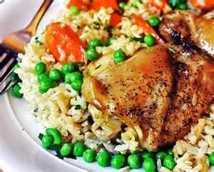 Healthy Chicken Dinner Recipes
