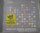 INSIDE OUT ORIGINAL MOTION PICTURE SOUNDTRACK CD MICHAEL ...