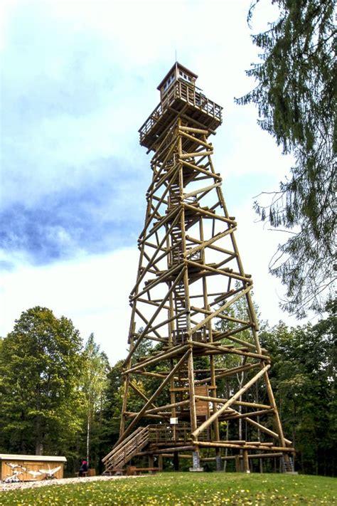 Alūksnes skatu tornis Tempļakalnā oktobrī būs atvērts