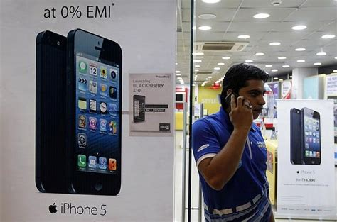 apples  iphone sales strategy meets resistance