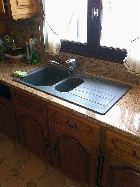 restaurer plan de travail cuisine plan de travail en granit pour cuisine