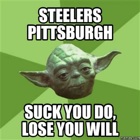 Pittsburgh Steelers Suck Memes - 17 best images about nfl on pinterest texas tech dallas cowboys and football season