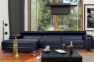 salon cuir noir decoration des idees novatrices sur la With tapis kilim avec canapé club cuir center
