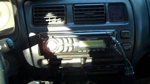Radio Removal  Install Toyota Corolla