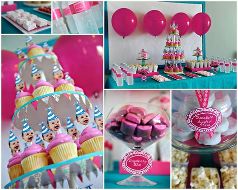 girl 1st birthday party themes 30 wonderful birthday party decoration ideas 2015