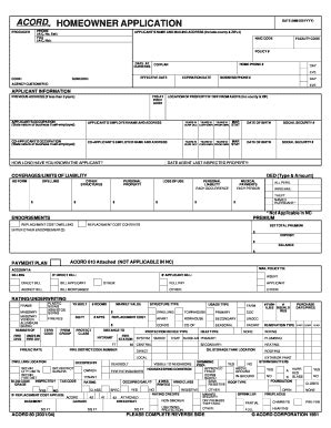 homeowners evidence of insurance acord form acord form 27 templates fillable printable sles for