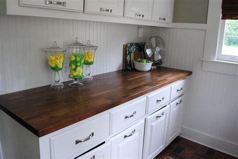 Countertops Butcher Block - butcher block countertops in kitchen home hinges