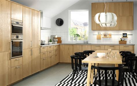 plans de cuisines ouvertes les cuisines ikea le des cuisines