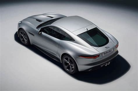 New Jaguar F-type 400 Sport Heads Raft Of Revisions To