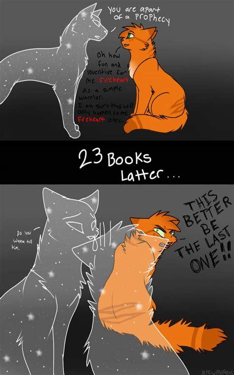 It never ends!! | Warrior cats comics, Warrior cats funny ...