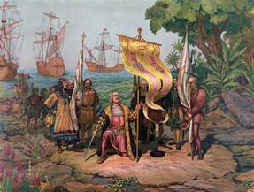 file columbus taking possession jpg wikimedia commons