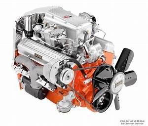 Corvette Small Block V