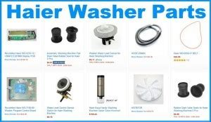 haier washer parts removeandreplace