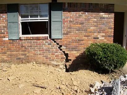 Foundation Repair Subsidence Damage Repairs Structural Restoration