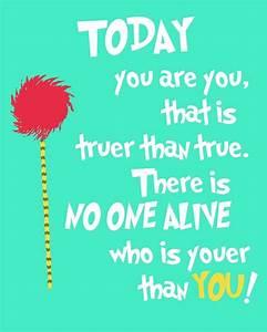 Dr Seuss Birthday Quotes QuotesGram