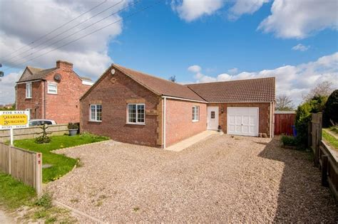 Broadgate, Wrangle, Boston, Lincolnshire 3 Bed Detached