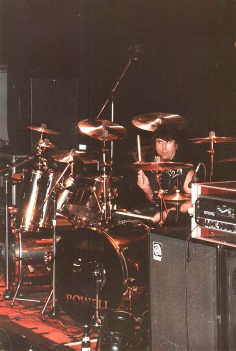 cozy powell pictures famous drummers