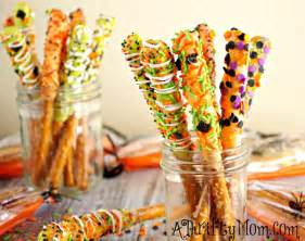 Halloween Pretzel Rod Ideas by Monster Eyes Grape Eyes Quick And Easy Healthy Halloween