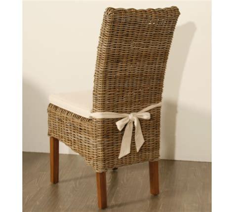 galettes de chaises d houssables galette de chaise tressee
