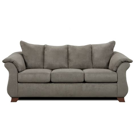 queen size sleeper sofa affordable furniture 6700 three seat queen size sleeper