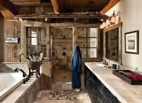rustic bathroom design 50 enchanting ideas for the relaxed rustic bathroom