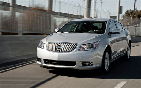 How Much Is A Buick Lacrosse 2012 by 2012 Buick Lacrosse Eassist Test Motortrend