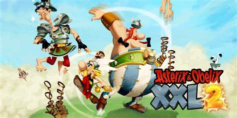asterix obelix xxl  nintendo switch games nintendo