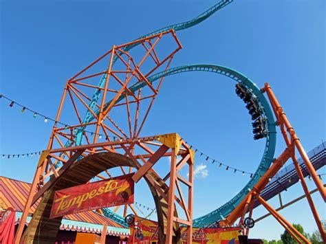 Busch Gardens Williamsburg by Guest Post Busch Gardens Williamsburg Tempesto Coaster