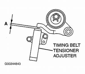 2004 Mitsubishi Lancer Serpentine Belt Routing And Timing