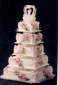 square wedding cakes 39 s bakery