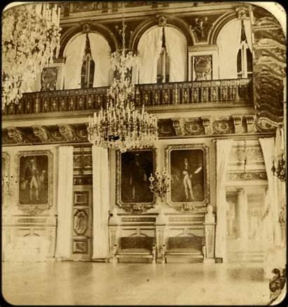 Des Tuileries Salle Interiors Marechaux Lost