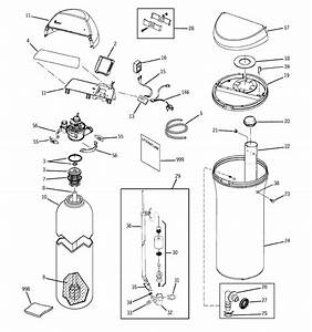 Ge Water Softener Parts