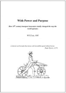 new book with power and purpose by maxwell g lay international association for the history