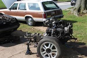 Building A 1985 Ford Ltd Wagon With Mustang Underpinnings
