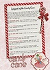 FREE PRINTABLE: The Candy Cane Legend True Meaning of ...