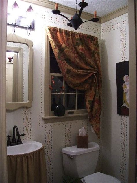 images  colonial curtains  pinterest fall pictures early american  window