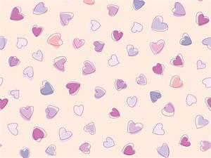 Cute Heart Pattern wallpaper | 1600x1200 | #27954