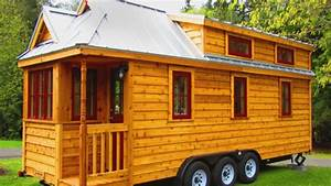 Tiny House Pläne : 21 cool tiny houses on wheels interior design youtube ~ Eleganceandgraceweddings.com Haus und Dekorationen