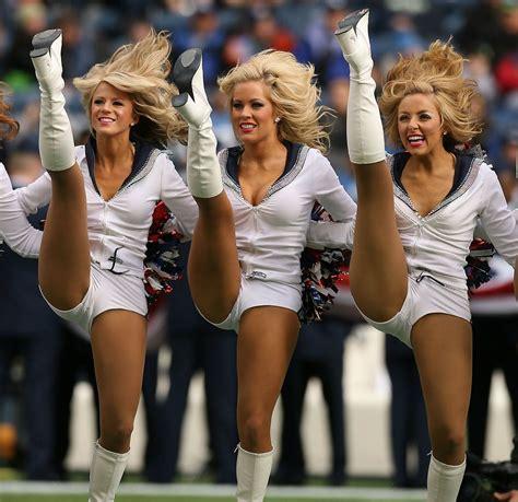 seahawks cheerleaders seahawks football seattle