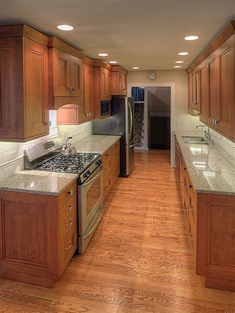 galley kitchen ideas wide galley kitchen ideas pictures remodel and decor