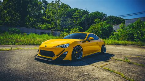 Cars Wallpaper Hd : Scion Frs Stance Wallpaper